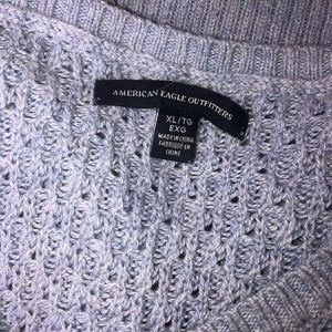 American Eagle Outfitters Sweaters - American Eagle Blue Sweater